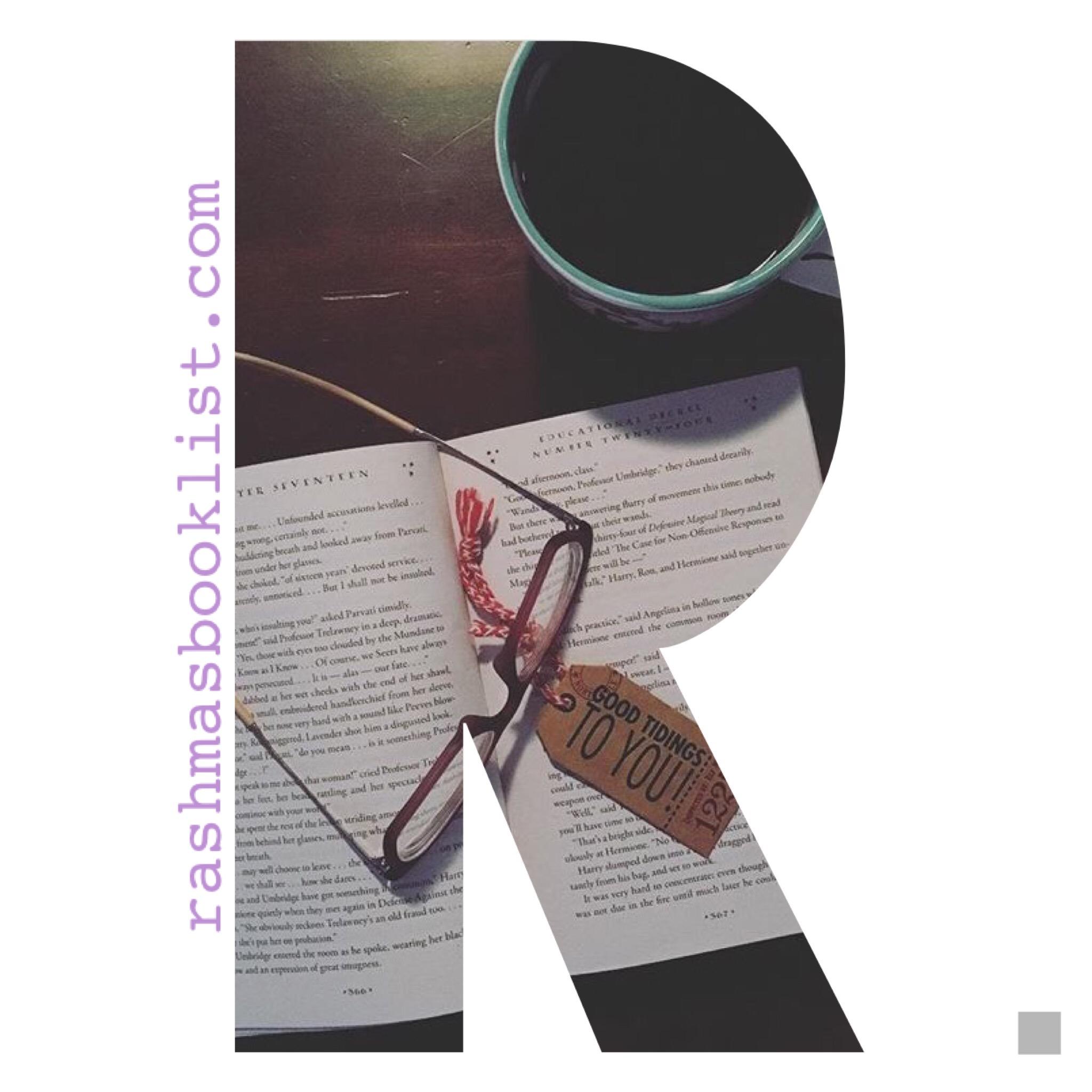 Rashma's Booklist